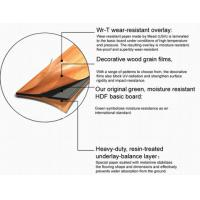 Buy cheap Laminate Flooring HDF core Glueless DIY click sysem 6, 7, 8, 10, 12, 15mm Thickness AC3 from wholesalers
