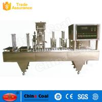 Buy cheap High Quality Automatic Coffee Capsule Filling Machine / Nespresso Coffee Pod Filling/coffee pod from wholesalers