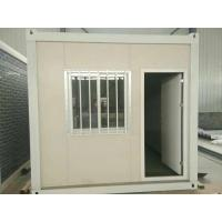 Buy cheap 110v / 220v Living Container House , Environment Friendly Premade Container Homes from wholesalers