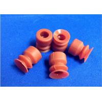 China Clear Heat Resistant Silicone Rubber Gasket on sale