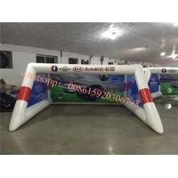 Buy cheap inflatable soccer mannequin, inflatable soccer goal, inflatable soccer training dummy . inflatable football target shoot from wholesalers