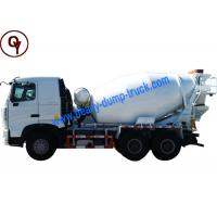 Buy cheap 12CBM HOWO A7 Concrete Agitator Truck ISO / SGS Certificated from wholesalers