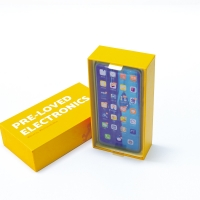 Buy cheap Flexo Printing Calendaring Iphone Consumer Electronics Packaging Boxes from wholesalers