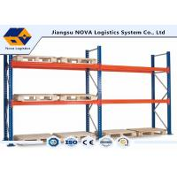 Wholesale Corrosion Protection Pallet Warehouse Racking With Free Post Base Plate from china suppliers