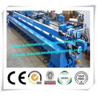 Steel Plate Butt Joint H Beam Welding Line FOr Ship Yard Welding Manufactures