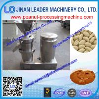Buy cheap peanut butter grinder supplier 2015 Hot sale Machine CE ISO9001 from wholesalers