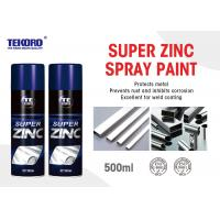 Wholesale Lead Free Zinc Galvanizing Spray For Steel Rust Protection And Corrosion Inhibition from china suppliers