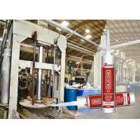Buy cheap High Performance Sanitary Silicone Sealant , Silicone Adhesive For Glass from wholesalers