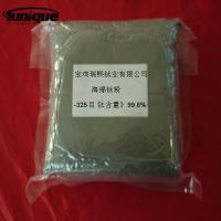 China Beat price 99.5% titanium powder on sale