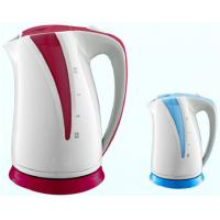 Red 1.8L Fast Boil Electric Water Kettle Manufactures