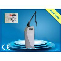 Buy cheap Tattoo removal Q Switched ND YAG Laser CE certificate 1HZ - 10HZ from wholesalers