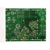 Buy cheap Green Soldermask Electronic Printed Circuit Board 2OZ FR4 Multilayer With Immersion Silver from wholesalers