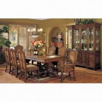 Buy cheap American Antique Dining Room Set with Nine Craftmen and Hand Finish from wholesalers