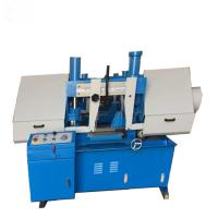 Buy cheap Vertical Metal Cutting Band Saw Machine Iron Pipe Beam Steel For Metal from wholesalers