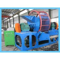 Wholesale Car Truck Tyre Shredding Machine Wearable PLC Controlled System from china suppliers