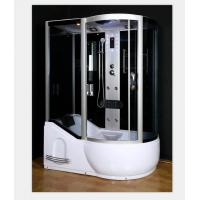 Buy cheap Multi Function Tub Shower Enclosures , Digital Controller Steam Shower Cabin from wholesalers