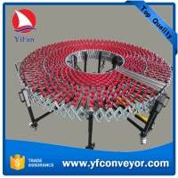 Wholesale Telescopic Plastic Gravity Skate Wheel Conveyor from china suppliers