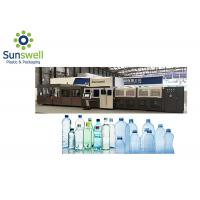 Buy cheap High Speed Auto Pet Blow Moulding Machine For Plastic Bottle , Low Noise from wholesalers