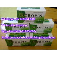 Buy cheap Strong Effect Igtropin HGH Human Growth Hormone For Muscle Growth from wholesalers