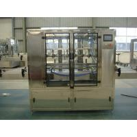 China Automatic linear Milk , Tea Filling Machine For Glass / Plastic Bottle on sale