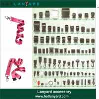 Buy cheap Plastic buckle Safety break Buckles Lanyard Accessory Professional Environmental Protection from wholesalers