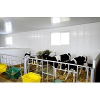 High Gloss Printing 5mm - 10mm PVC Ceiling Panels For Farm Wall / Roof CE Manufactures