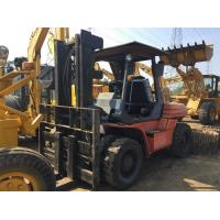 Buy cheap Triple Mast Max Lifting 3 Meter Forklift , Japan Made Cheap Price Used Toyota Forklift from wholesalers