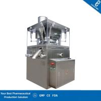 Wholesale High Speed Rotary Tablet Press Machine / Pharmaceutical Tablet Press Machine from china suppliers