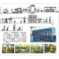 Buy cheap Rubber Conveyor Belt Production Line,Rubber Belt Making Line,Rubber Conveyor Belt Vulcanizing Line,Large Rubber Press from wholesalers