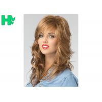 Wholesale European Hair Wig Synthetic Full Head Glueless Long Heat Resistant Hair Wigs from china suppliers