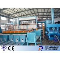 Buy cheap Waste Paper Raw Material Apple Tray Making Machine / Egg Tray Forming Machine from wholesalers