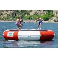 Buy cheap Inflatable Water Trampoline Combo TRC11 Used in the Water Park from wholesalers