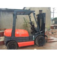 Buy cheap 90% New 2 Ton Used Toyota Forklift , Auto Japan Forklift ,Good Used Condition from wholesalers