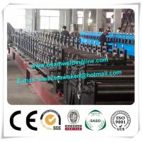 Buy cheap Steel Trunking Roll Steel Silo Forming Machine Galvanized Cable Trays from wholesalers