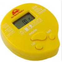 Wholesale step count stopwatch pedometer from china suppliers