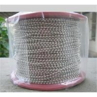 Buy cheap Metal bead curtain from wholesalers