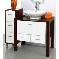Buy cheap cabinet above mounted bathroom wash vanity sanitary ware sink basin ceramic from wholesalers