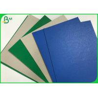 Buy cheap Single Side Color Cover Coated Grey Back 1.2mm  2.5mm Duplex Straw Board Sheets from wholesalers