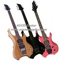 """Wholesale 39"""" X Shape Electric Guitar New mid-price AG39-X4 from china suppliers"""