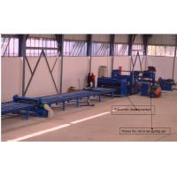 Buy cheap Economical high mast light pole production line / Cutting Machine for light pole product