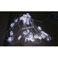 Buy cheap 3pcs AA batteries battery operated lighted flowers from wholesalers
