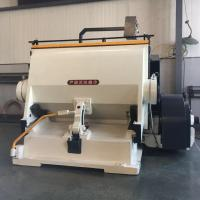 Ml1500 Model Type Die Cutting With Creasing Machine