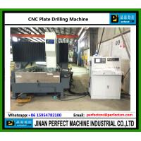 Wholesale CNC Gantry Type Plate Drilling Machine for Sale Used in Steel Structure Industry (PD2016) from china suppliers