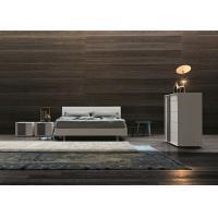 Buy cheap King Size Modearn Melamine Bedroom Set/ E1 MDF/ Modern Deaign from wholesalers