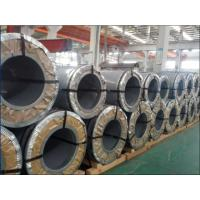 Customized Cold Rolled Stainless Steel Coils 304 BA / 2B Surface Finish Manufactures