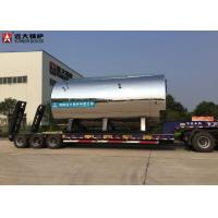 China WNS 1 Ton 2 Ton 4 Ton Oil Steam Boiler For Pharmaceutical Industry on sale