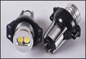 Buy cheap High Luminous 6W / 10W BMW Angel Eye Bulbs For BMW E90 Cars from wholesalers