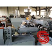 Buy cheap PE PP PVC Pipe Manufacturing Machine / Corrugated Pipe Making Machine from wholesalers