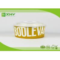 Buy cheap Flexo Printing Disposable Paper Food Containers / Bowls , 16oz - 40oz from wholesalers