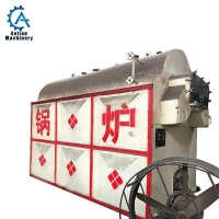 Wholesale Factory Direct Supply Industry Gas Coal Oil Diesel Fired Paper Making Machine Steam Boiler from china suppliers